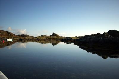 Swan's Pool. Port Ellen