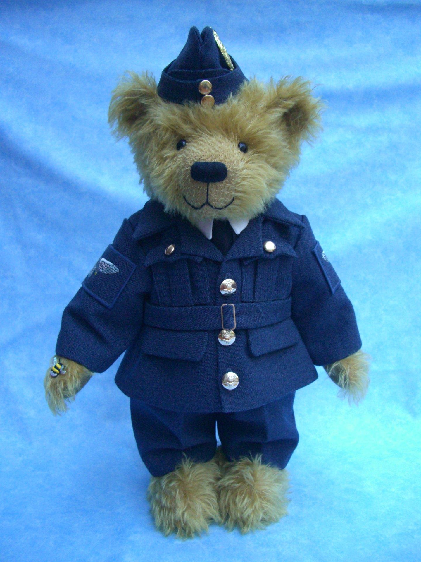 Ernie the RAF Serviceman
