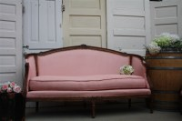 We rent vintage and antique furniture for photography, weddings, special events