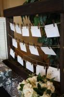 Rent table seating chart Edmonton Wedding Decor