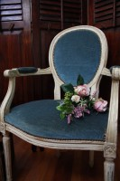 French antique chair rent Edmonton Furniture rent Edmonton Stagecoach