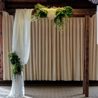 Boho Style archway to rent