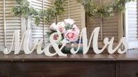 rent wedding signs in Edmonton