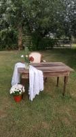 Rent Harvest Tables