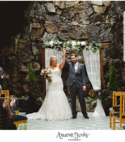 wedding archway and florals for rent