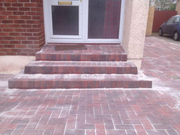 Monoblock Steps