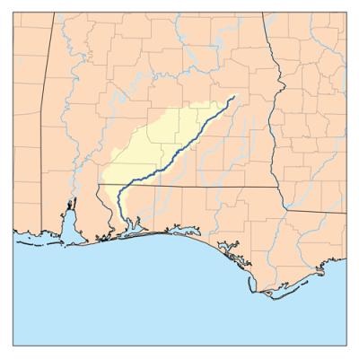 Escambia River