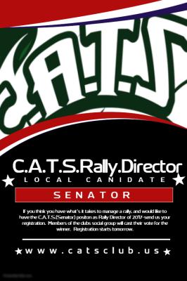 Senator Election