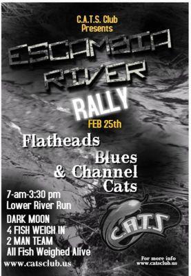 Escambia River Rally Set