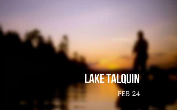 Lake Seminole And The Hooche
