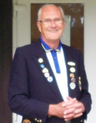 Ralph Bailey President 2016-17