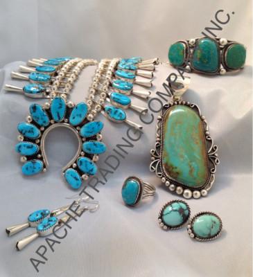 Authentic Native American Jewelry