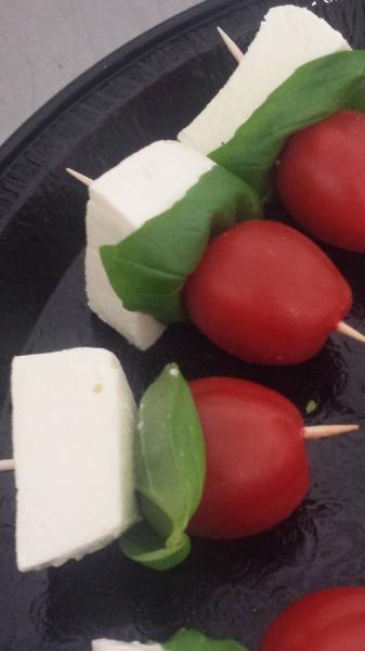 Italian canape