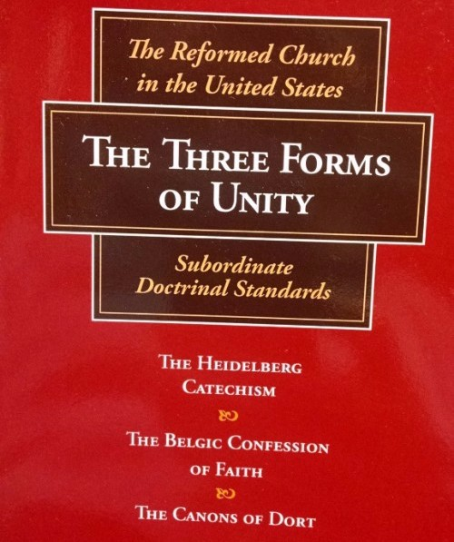 The Three Forms of Unity are a clear summary of Gospel truth found in the Bible.