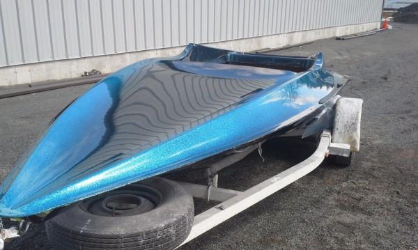 Blue Hydrostream