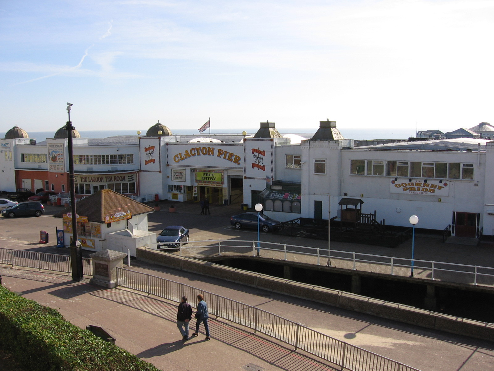 Clacton On Sea Pier
