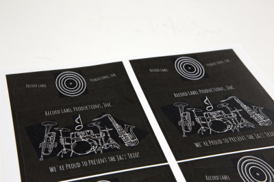 Printing Labels to look the way you want