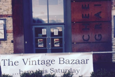 The Vintage Bazaar - Four Thoughts