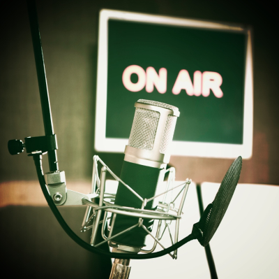 The radio takeover - community stories