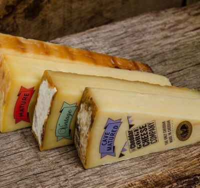 The only Cheddar Made in Cheddar – visiting the Cheddar Gorge Cheese Company