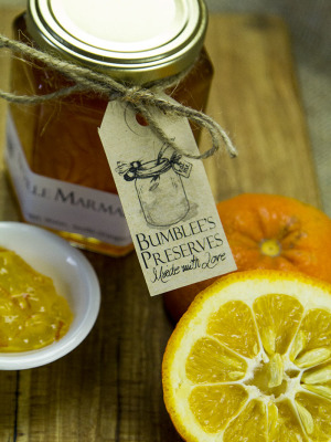Marvellous Marmalade Making with Bumblee's!