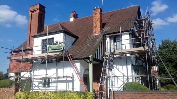 ~Nottingham#preservation#renovation#decoration #jurrafpaint