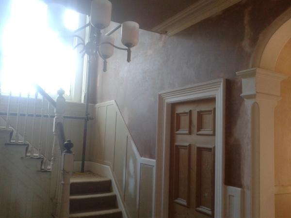 Nottingham painter & decorator