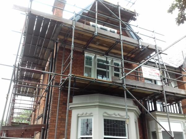 Long Eaton preservation renovation & decoration
