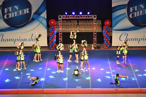 Velocity hits their Scorpions!
