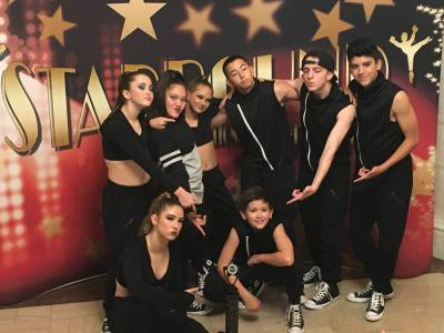 Venom Hip Hop shines at Starbound!