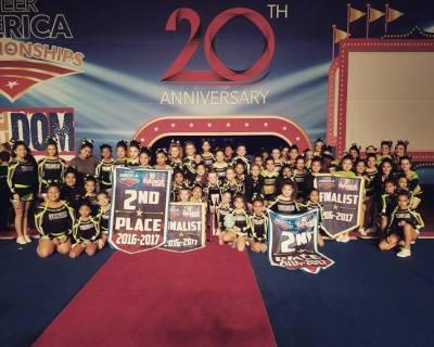 Cheer America Texas State Championship