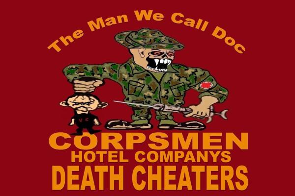 Hotel Company 2/7 Corpsmen