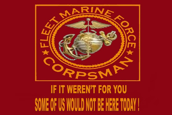 Fleet Marine Force/Corpsmen