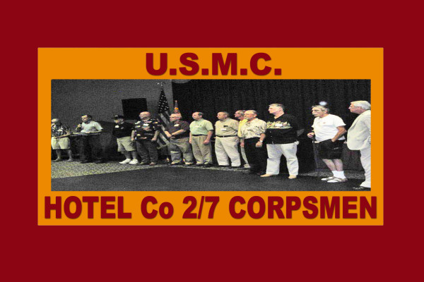 H Co 2/7 Corpsmen