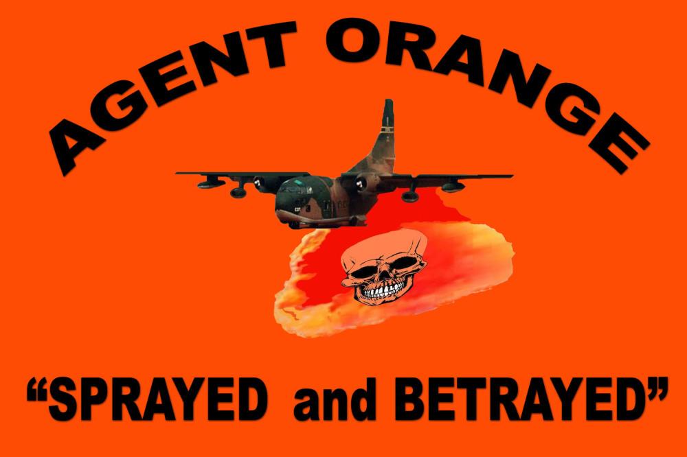 Agent Orange/Sprayed and Betrayed