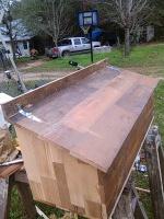 chicken nest box