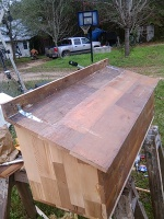chicken nest box