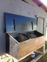 nest box door