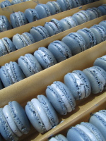 Macarons and Favours