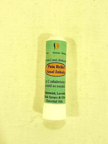 Pain, Nasal, Inhaler, Holistic, Natural