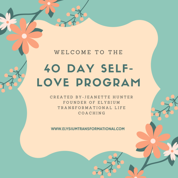 40 Day Self-Love Program