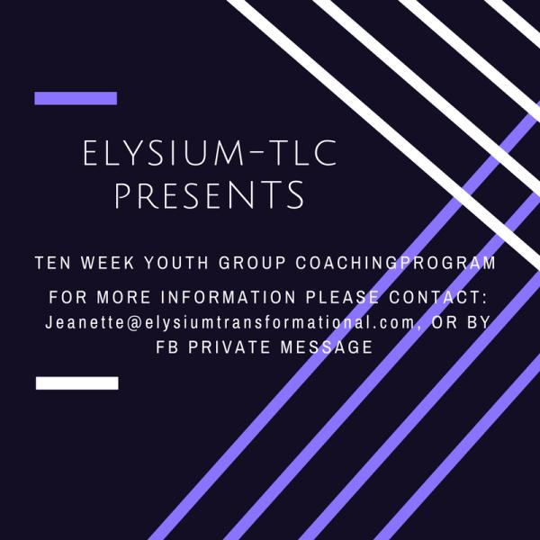 10 Week Youth Group Coaching Program