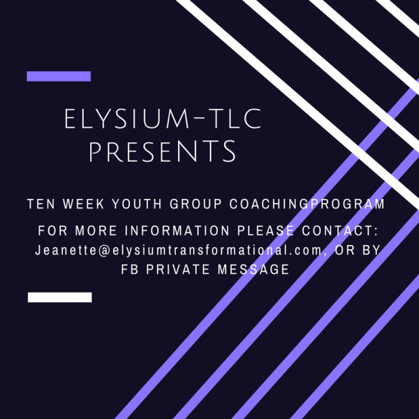 10 Week Youth Group Coaching Program