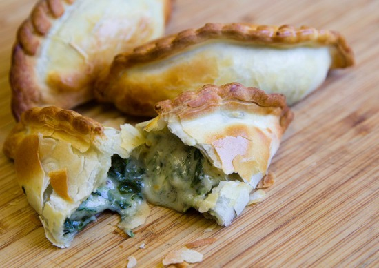 Spinach & Cheese