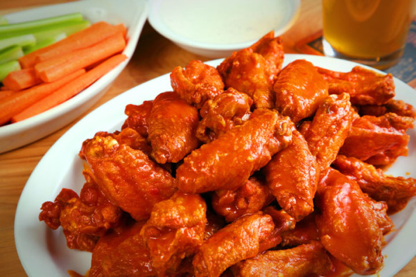 Hot Party Wings