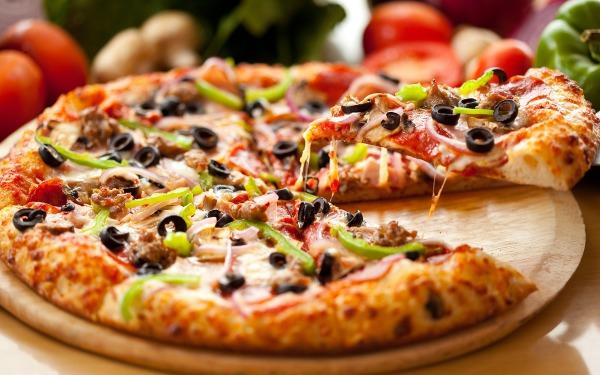 star supreme Pizza