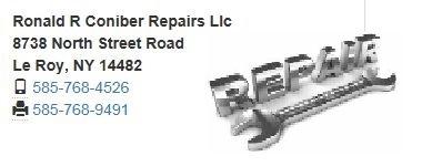 Coniber Repair