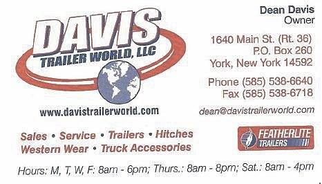 Davis Trailer World