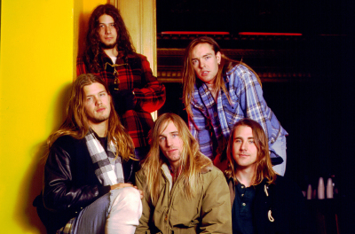 Blind Melon in Copyright Fight over 1993 song