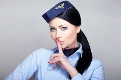 The Secrets of Flight Attendants